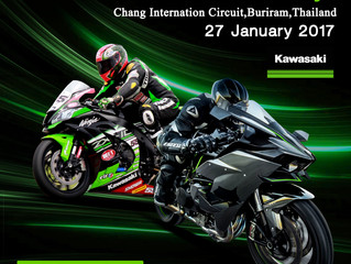 "Kawasaki Ninja ZX-10R & H2 ""Exclusive Track Day"""