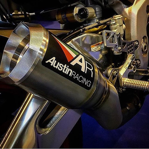 AUSTIN Racing GP1RR Carbon / Titanium ZX10R'16
