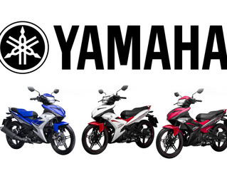 YAMAHA Exciter 150 / Exciter 150 Motor GP Edition