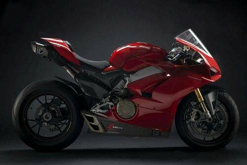 ท่อ Ducati Panigale V4 2018 Termignoni Full Evolution