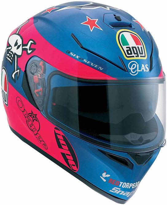 AGV K3-SV Guy Martin Pink
