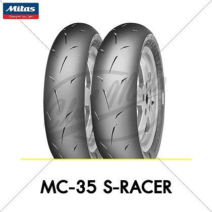 100/90-12 + 120/80-12 MC-35 S-RACER MITAS