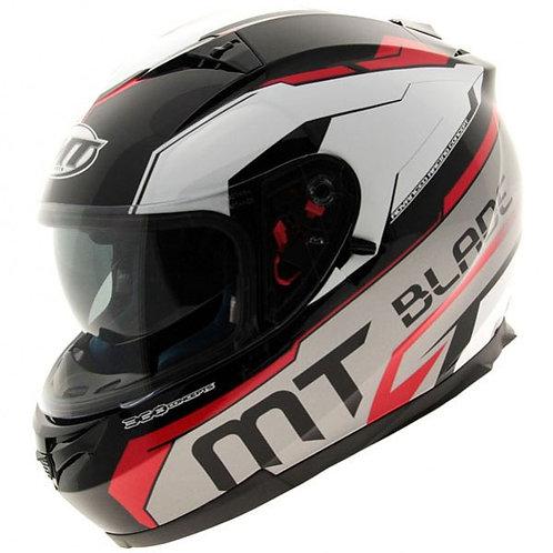 MT Blade SV Super R Gloss Black White Red