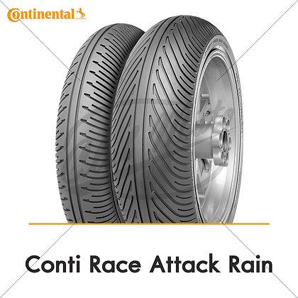 120/70 R17 + 190/55 R17 ContiRaceAttack Comp. Rain CONTINENTAL