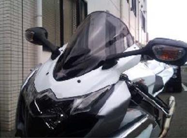 ชิลด์หน้า MRA SUZUKI GSXR1000 (09-16)
