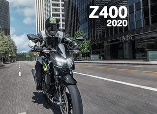 Promotion Z400 / Z400SE ABS 2020