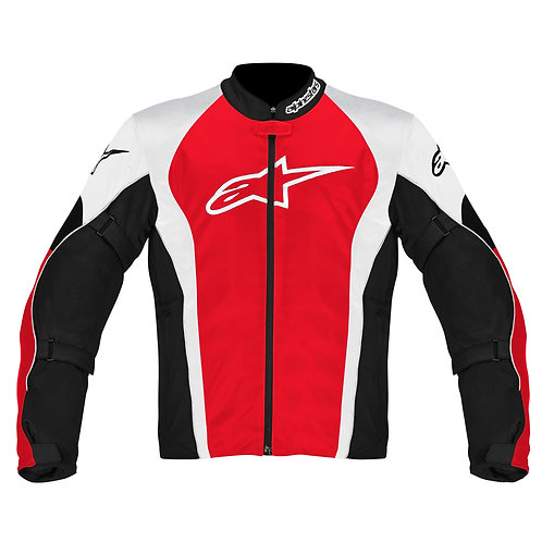ALPINESTARS Bonneville Air Black-White-Red