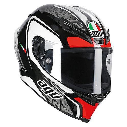 AGV Corsa Circuit (Black/White/Red)