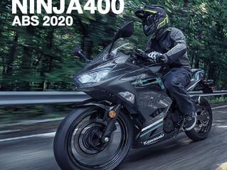 PROMOTION : NINJA400 ABS 2020