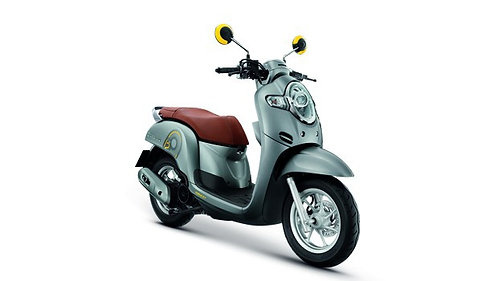 All New Scoopy-i