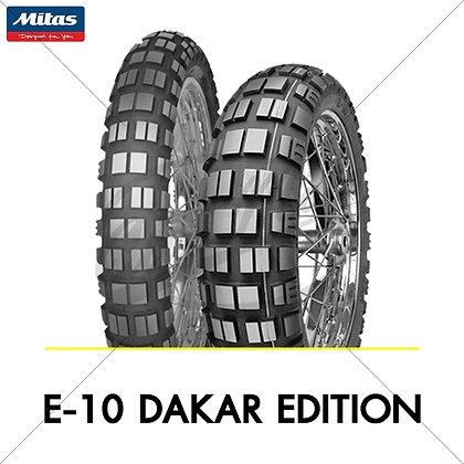 90/90-21 + 150/70-17 E-10/E-10 DAKAR MITAS