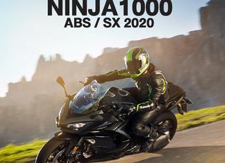 PROMOTION : NINJA10000 ABS / SX 2020