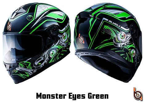 Bilmola Defender Monster Eye Green