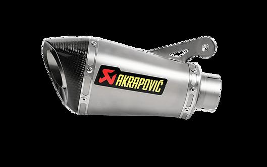 Akrapovic S1000R Slip on (sticker) S1000R'14-16
