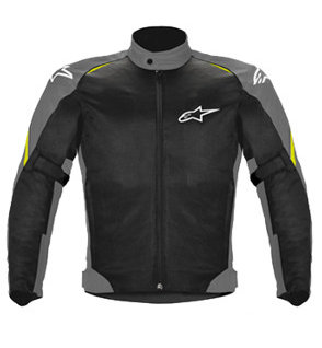 ALPINESTARS Haze Air Black-Grey