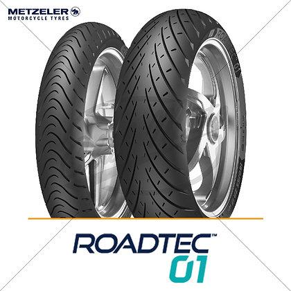 110/70 -17 + 140/70 -17 ROADTEC™ X-PLY 01 METZELER