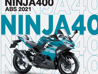 PROMOTION : NINJA400 ABS 2022