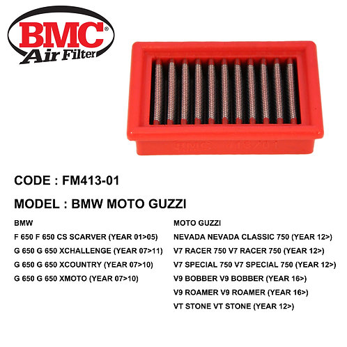 BMW FM413/01 BMC