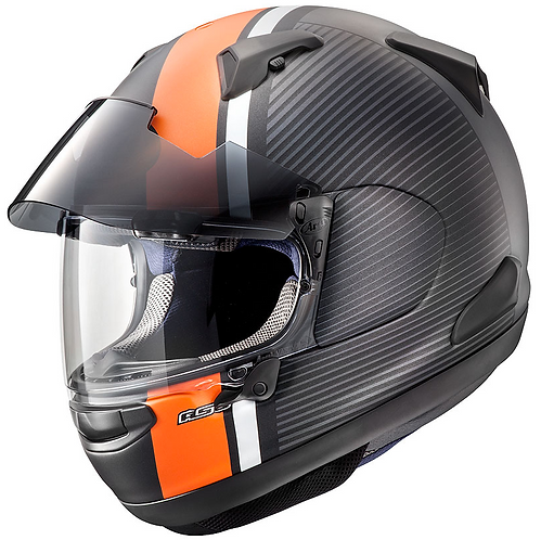 Arai Astral-X Twist Orange (NEW)