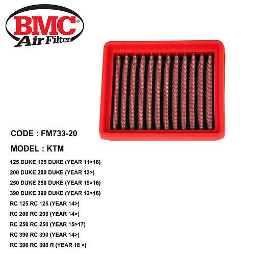 KTM FM733/20 RACE BMC