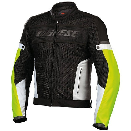 Dainese G.Air Frame Tex Nero/High-Rise