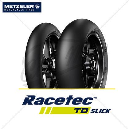 120/70R17 + 200/55R17 RACETEC™ TD SLICK METZELER