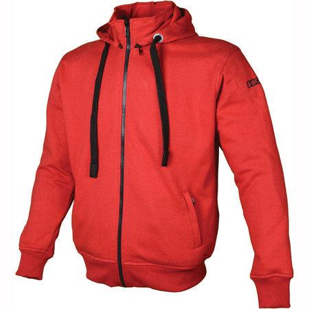 เสื้อฮู้ดมีการ์ด / Booster Hoodie Color : RED