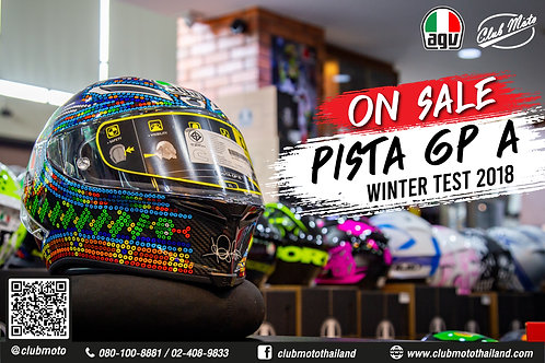 AGVPISTA GP R WINTER TEST*18