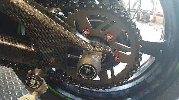 บังโซ่ Power Bronze ZX10R*17 Carbon