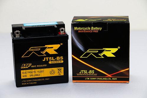 แบตเตอรี่ JT5L-BS BATTERY RR