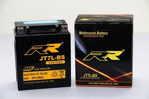 แบตเตอรี่ JT7L-BS BATTERY RR