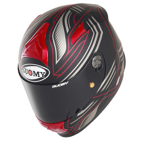 Suomy SR Sport Racing Matt Red