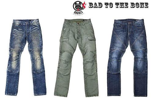 BADASS Bad to the bone Type II