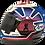 Thumbnail: Arai RX-7V Pedrosa Spirit Blue