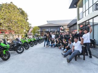 Kawasaki Ninja 1000 Thailand Meeting #1