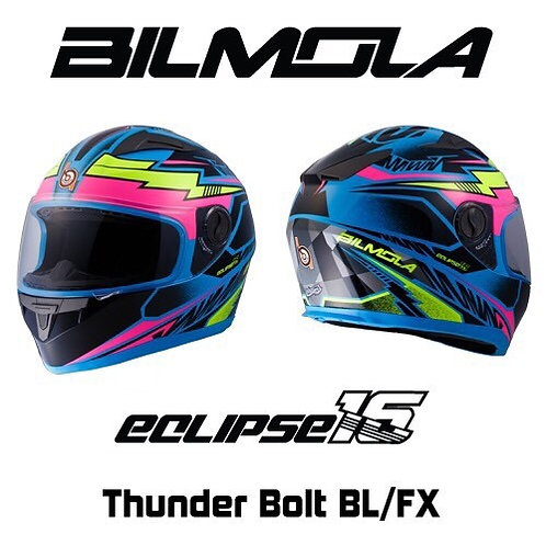Bilmola Eclpse Thunder Bolt BL/FX