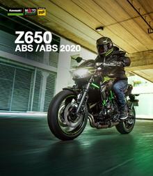 PROMOTION : Z650 / Z650 2020