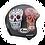 Thumbnail: Arai Freeway Classic Skull