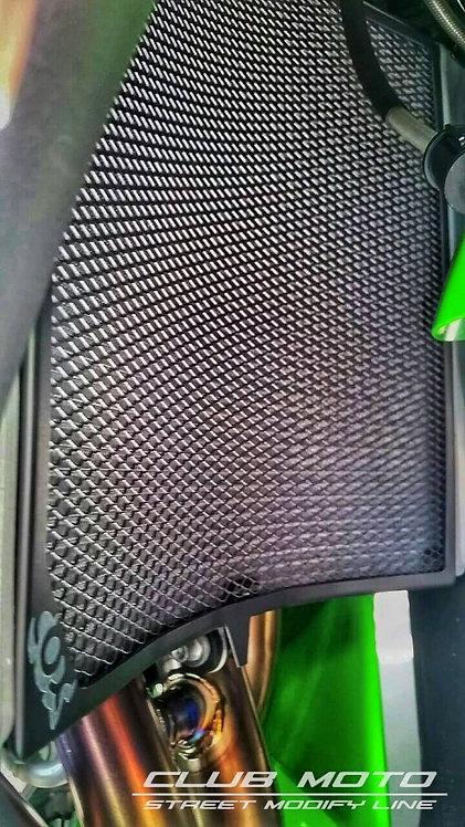 COXX การ์ดหม้อน้ำ สีดำ ZX10R'16