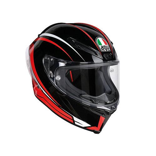 AGV Corsa ARRABBIATA BLACK-RED