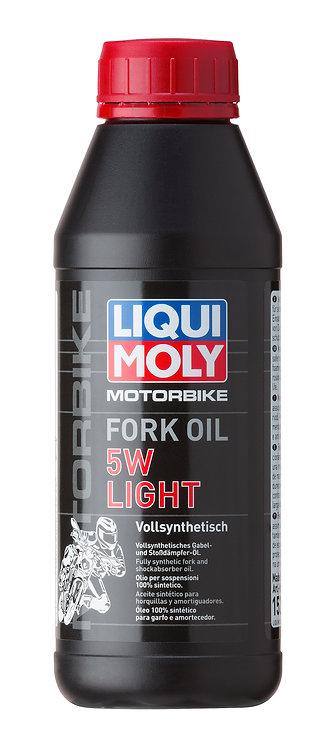 น้ำมันโช๊ค 5W Liquimoly 500 ml