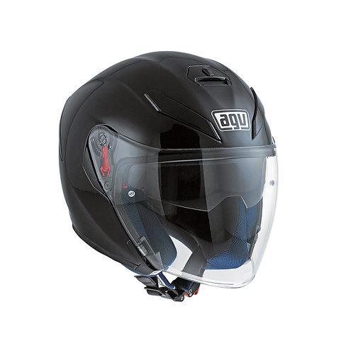 AGV K5-JET SOLID - BLACK