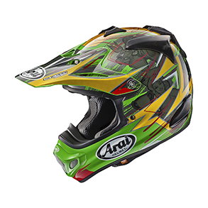 Arai MX-V TICKLE GREEN