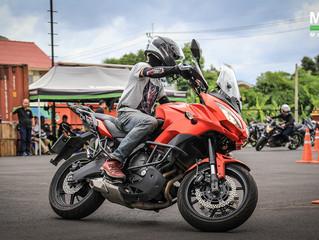 Moto Riding Course @ Motoaholic Riding School  10-07-2559