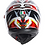 Thumbnail: AGV K3-SV RAV (Black/White/Red)