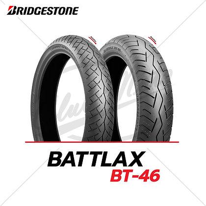 100/90-18 + 110/90-18 BATTLAX BT46 BRIDGESTONE