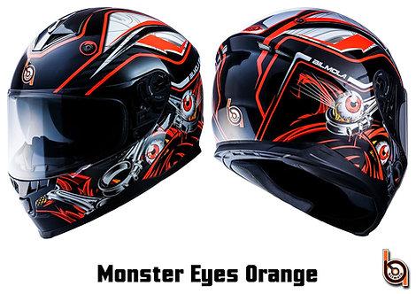 Bilmola Defender Monster Eye Orange