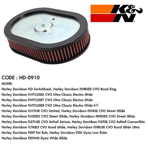 HARLEY DAVISON HD-0910 K&N