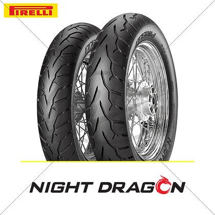 100/90-19 + 130/70-18 NIGHT DRAGON PIRELLI