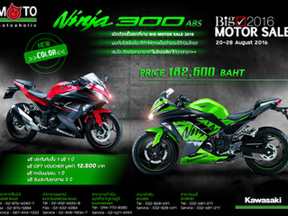 NINJA300 ABS [NEW COLOR]